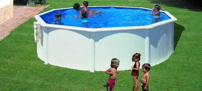 Zwembaden uw groene vakwinkel schuddebeurs for Klein opblaasbaar zwembad